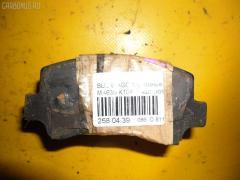 Тормозные колодки SUZUKI WAGON R PLUS MA63S K10A Фото 2