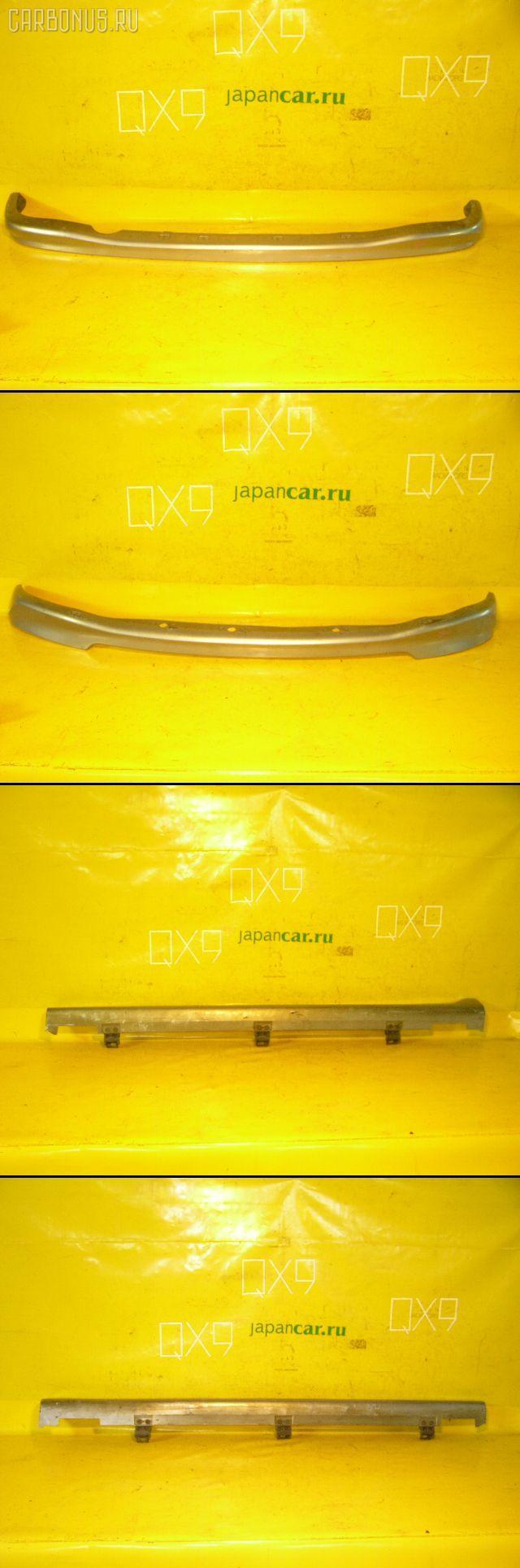 Порог кузова пластиковый ( обвес ) HONDA FIT GD1. Фото 5