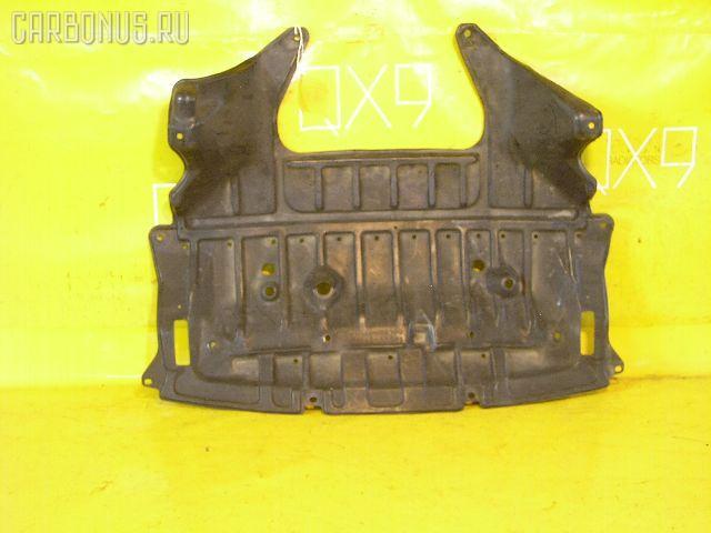 Защита двигателя TOYOTA CHASER SX100 4S-FE. Фото 11