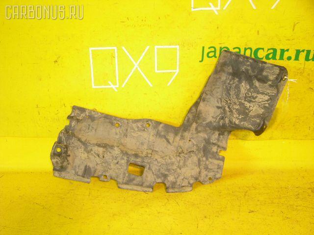 Защита двигателя TOYOTA IST NCP60 2NZ-FE. Фото 11