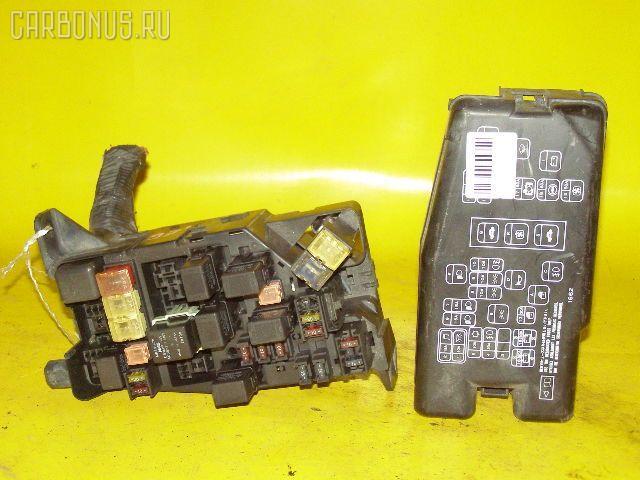 Блок предохранителей MITSUBISHI GALANT EA1A 4G93.  Фото 1.