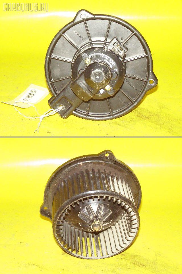 Мотор печки SUZUKI WAGON R PLUS MA63S. Фото 2