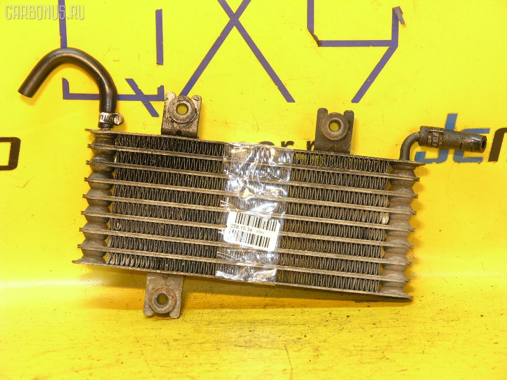 Радиатор АКПП NISSAN AVENIR PW11 SR20DE. Фото 4
