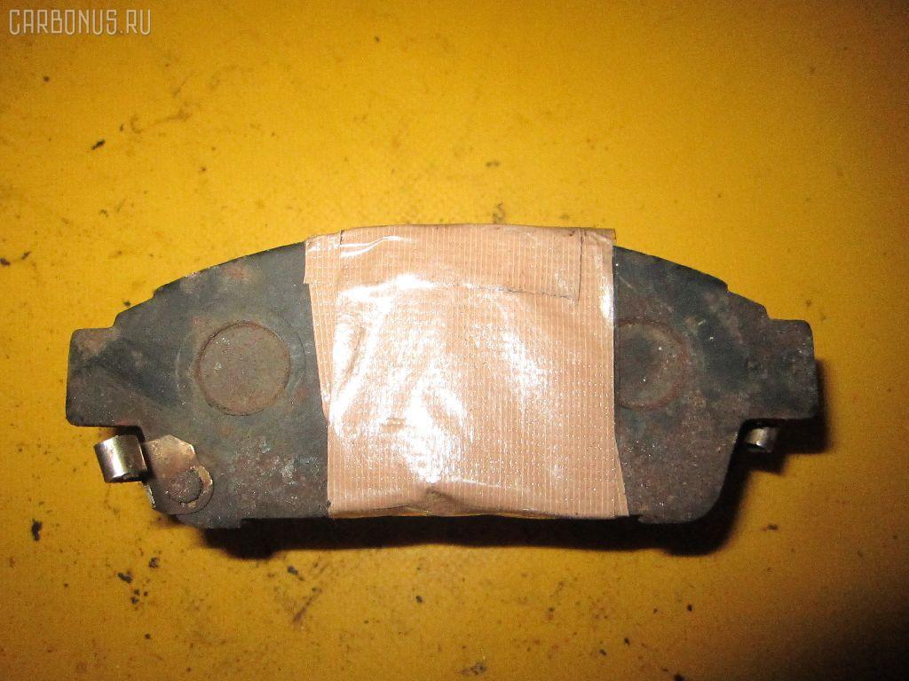 Тормозные колодки TOYOTA CHASER GX90 1G-FE. Фото 9