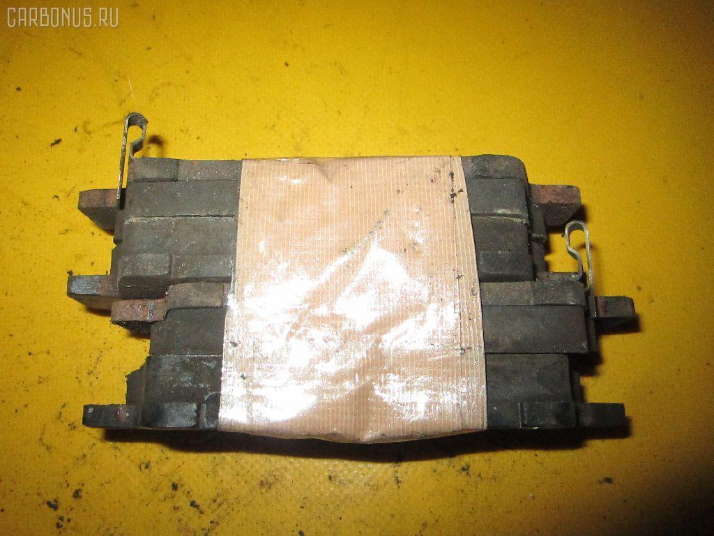 Тормозные колодки TOYOTA CHASER GX90 1G-FE. Фото 10