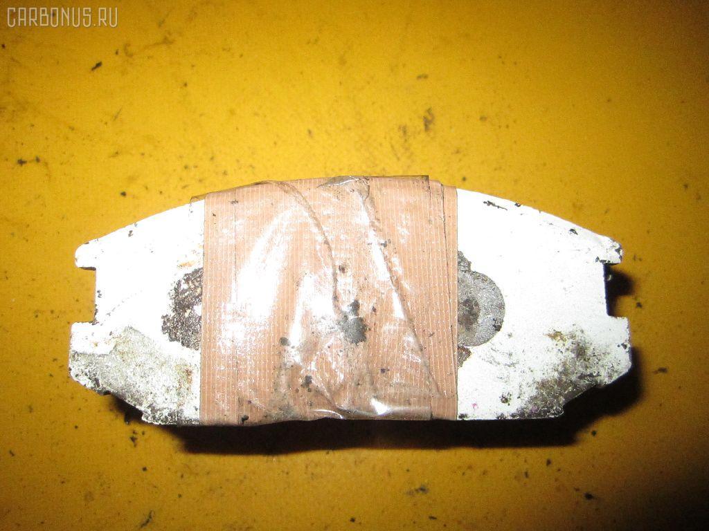 Тормозные колодки MITSUBISHI MIRAGE CJ2A 4G15 Фото 1
