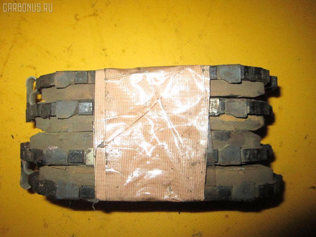 Тормозные колодки NISSAN PRIMERA TP12 QR20DE. Фото 4