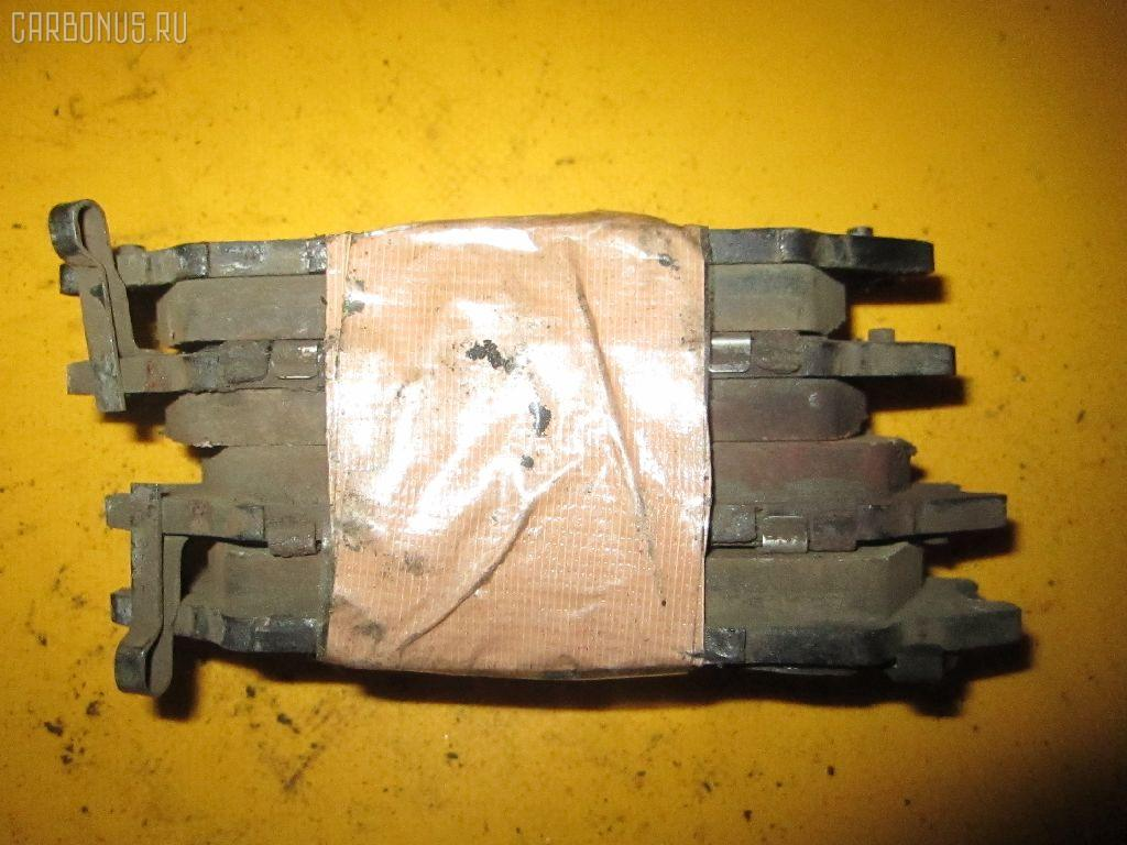 Тормозные колодки NISSAN WINGROAD WHNY11 QG18DE. Фото 4
