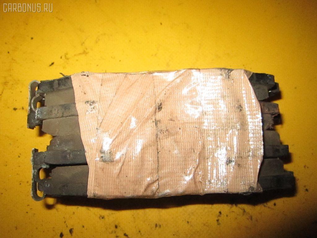 Тормозные колодки NISSAN SKYLINE HR33 RB20E. Фото 3