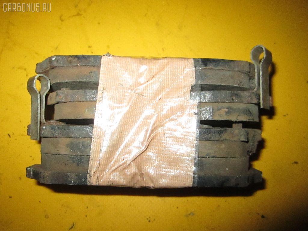 Тормозные колодки MITSUBISHI GALANT EA1A 4G93. Фото 2