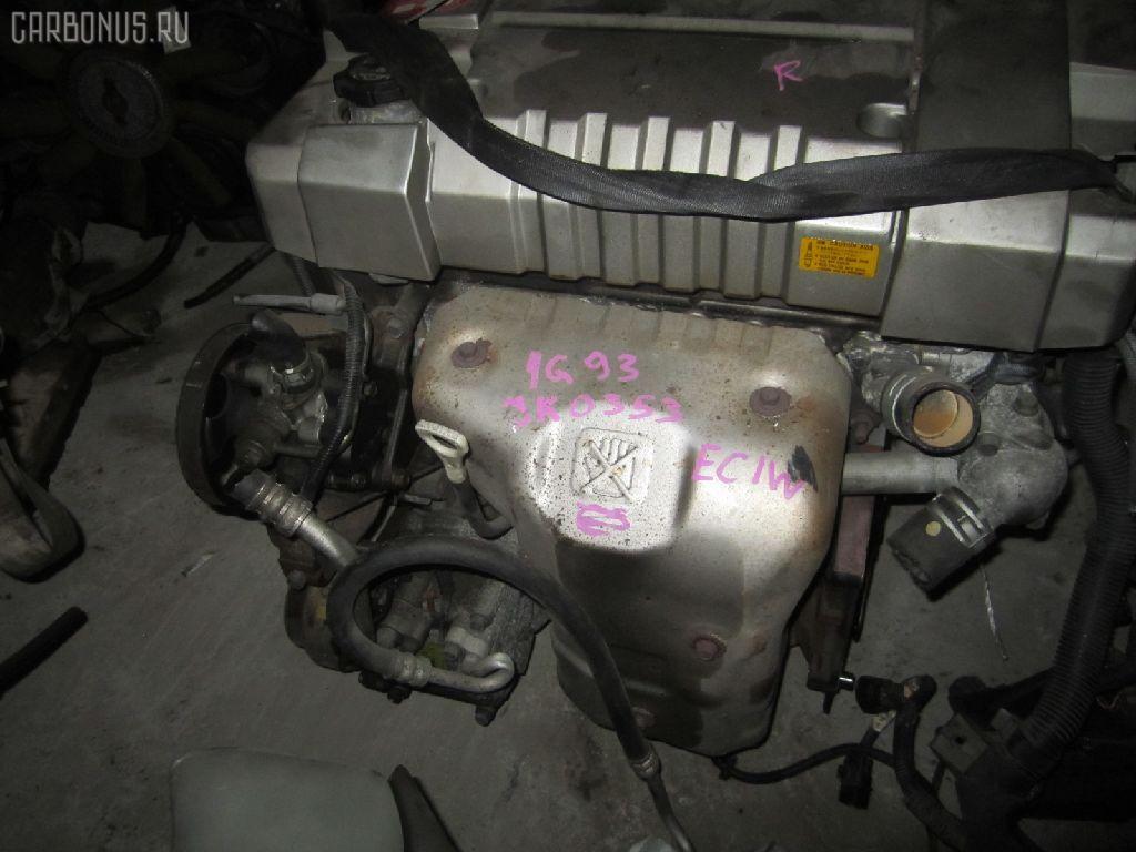 Двигатель MITSUBISHI LEGNUM EC1W 4G93. Фото 3