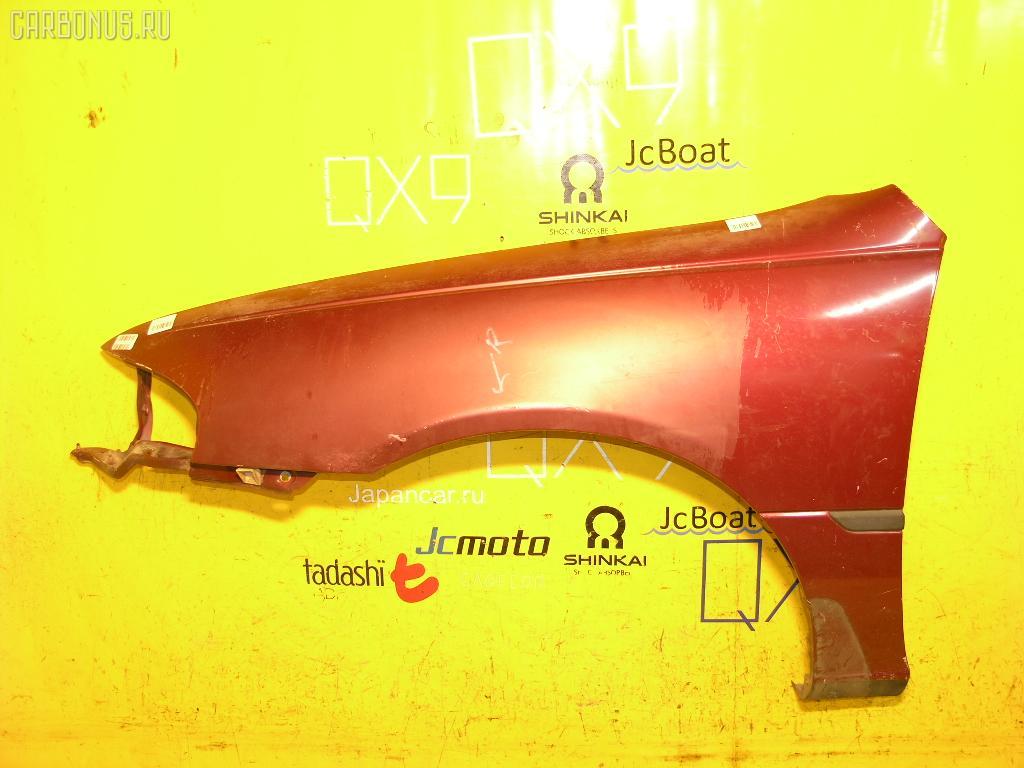 Крыло переднее TOYOTA CARINA ST190. Фото 1