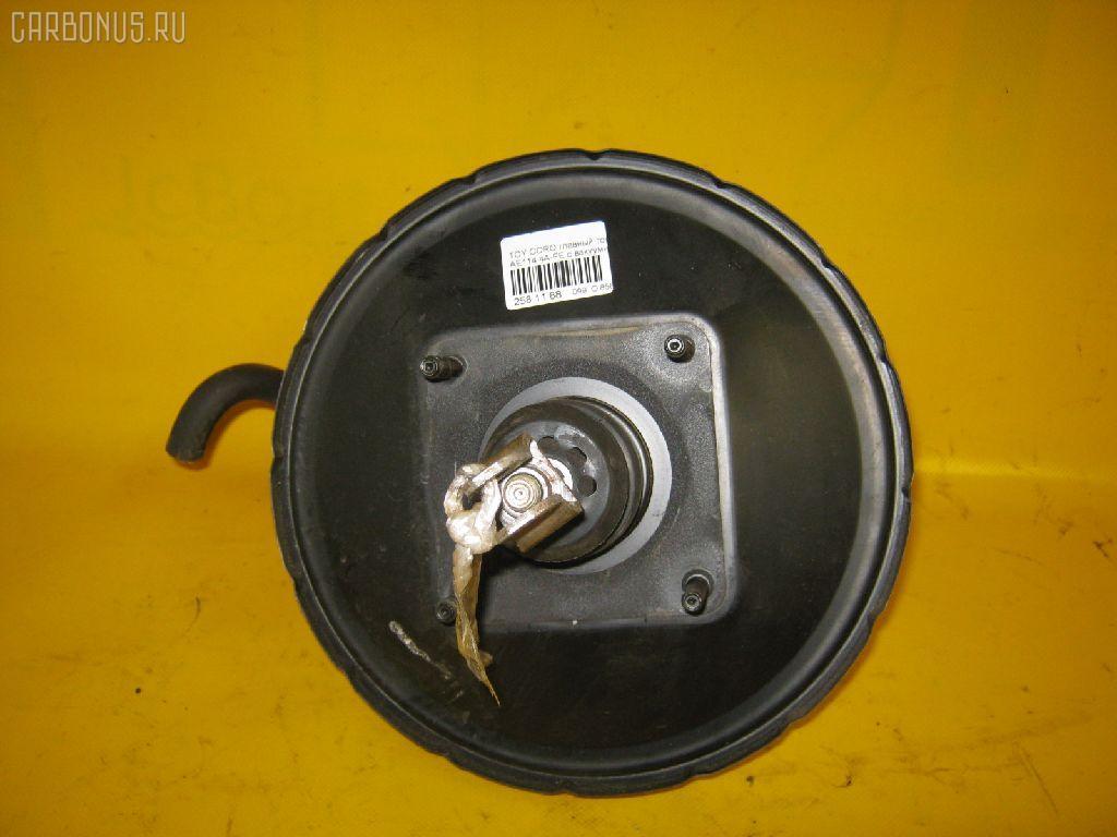 Главный тормозной цилиндр TOYOTA COROLLA AE114 4A-FE. Фото 3