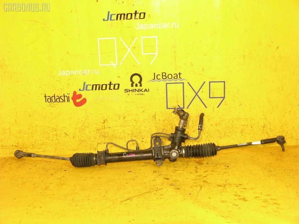 Рулевая рейка TOYOTA COROLLA AE114 4A-FE. Фото 1