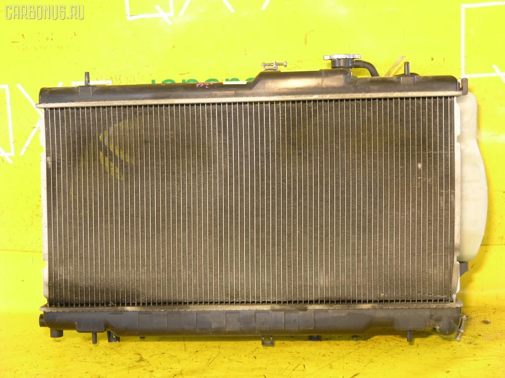 Радиатор ДВС SUBARU LEGACY WAGON BH5 EJ202. Фото 1