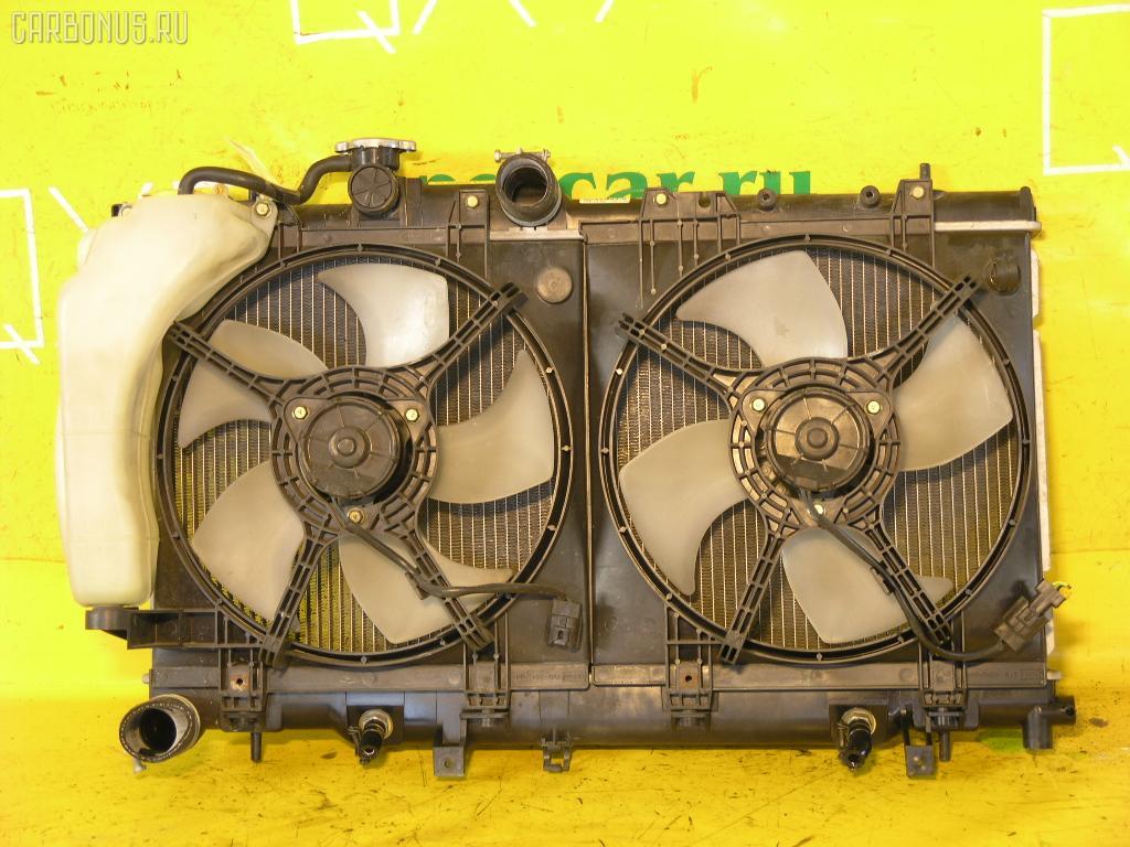 Радиатор ДВС SUBARU LEGACY WAGON BH5 EJ202. Фото 2