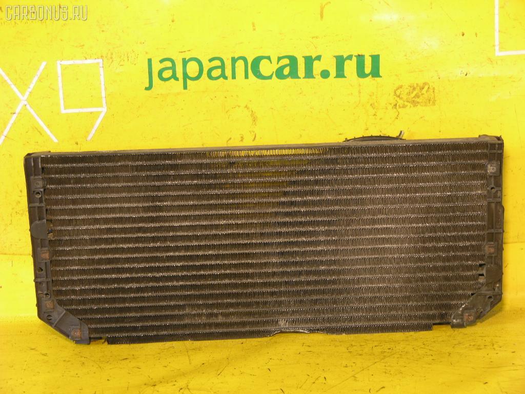 Радиатор кондиционера TOYOTA SPRINTER CARIB AE111G 4A-FE. Фото 7