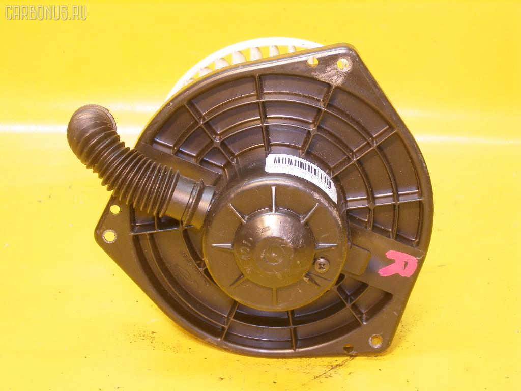 Мотор печки NISSAN BLUEBIRD ENU14. Фото 1