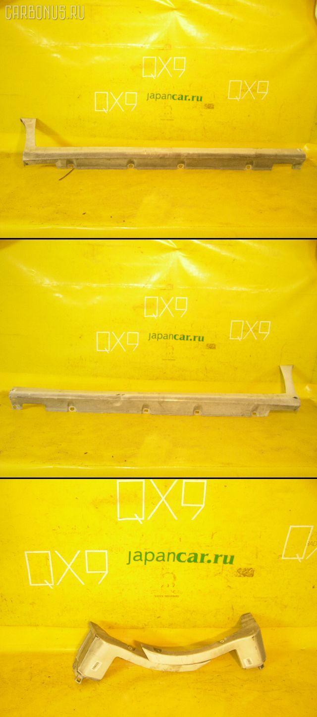 Порог кузова пластиковый ( обвес ) TOYOTA IPSUM SXM10G. Фото 10