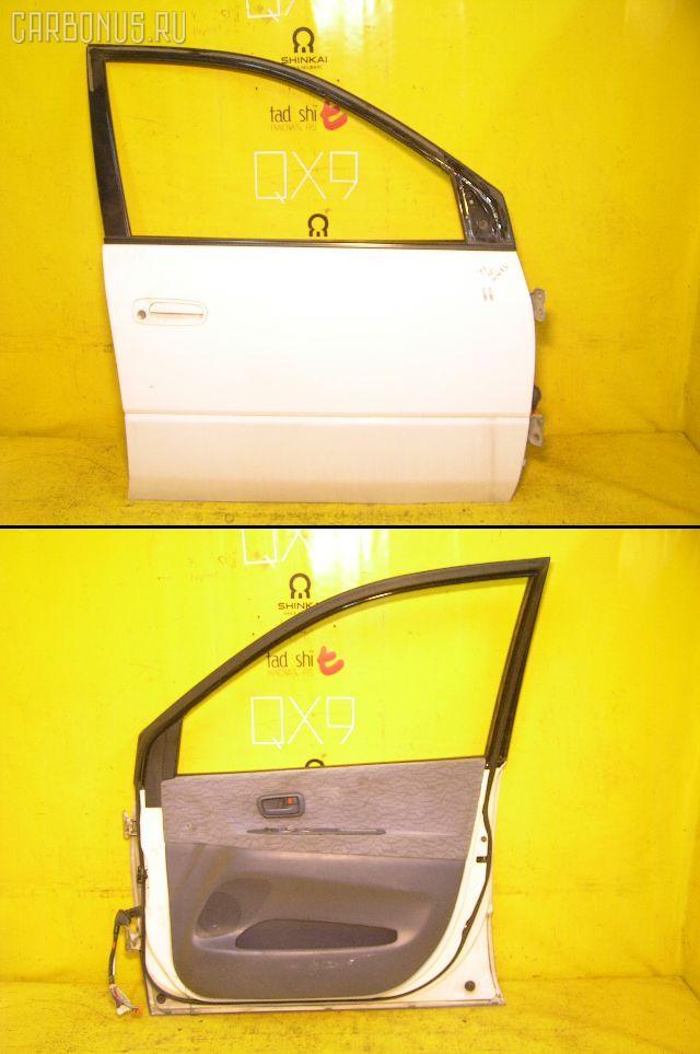 Дверь боковая TOYOTA IPSUM SXM10G. Фото 2
