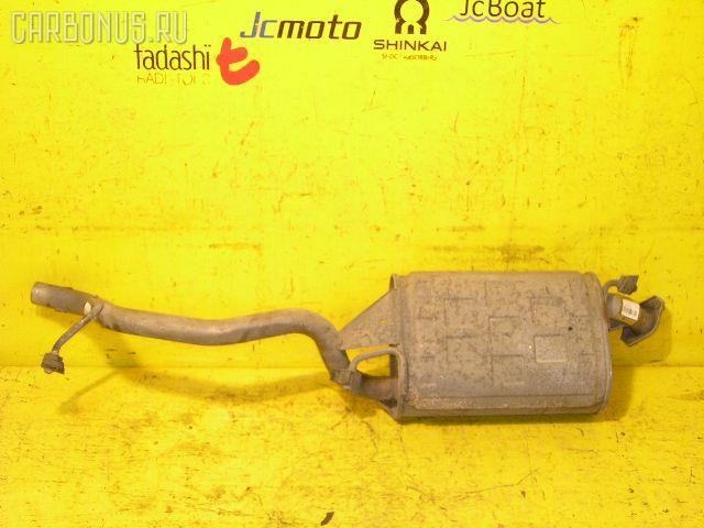 Глушитель SUZUKI WAGON R SOLIO MA34S M13A. Фото 2