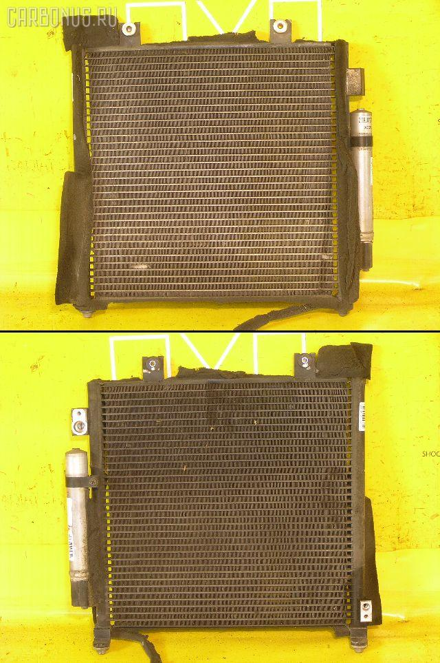 Радиатор кондиционера SUZUKI WAGON R SOLIO MA34S M13A. Фото 2