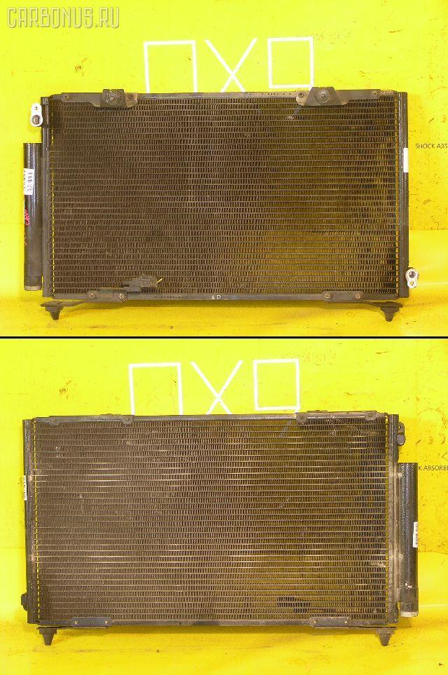 Радиатор кондиционера TOYOTA CALDINA ST210G 3S-FE. Фото 4