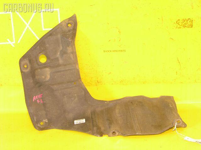 Защита двигателя TOYOTA COROLLA AE114 4A-FE. Фото 10
