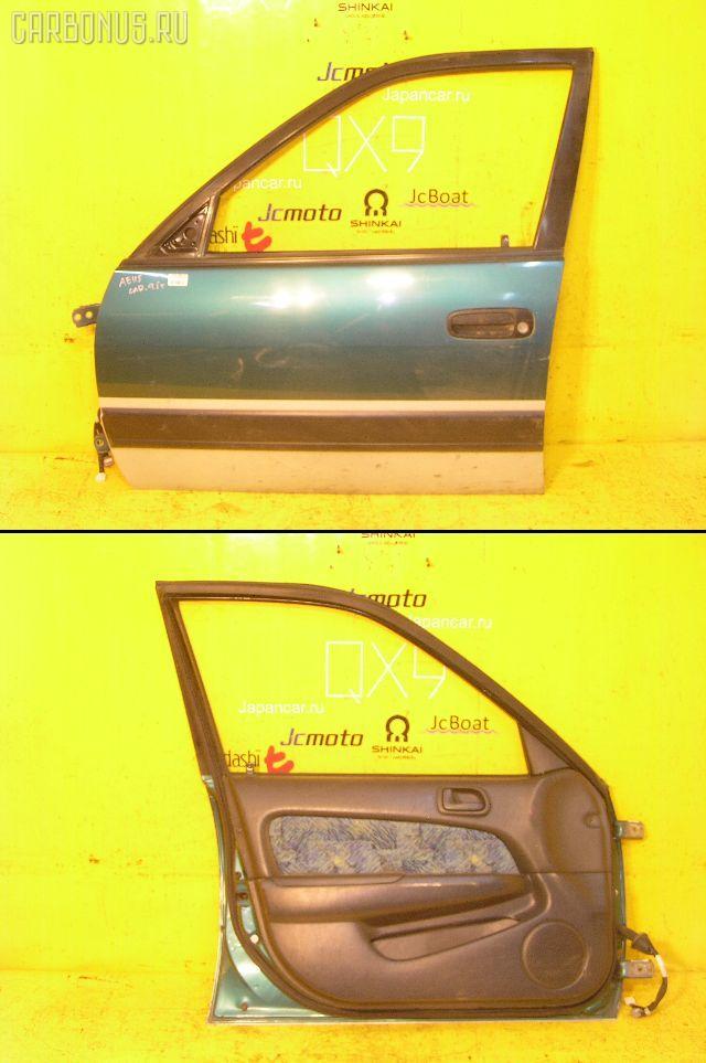 Дверь боковая TOYOTA SPRINTER CARIB AE115G. Фото 3
