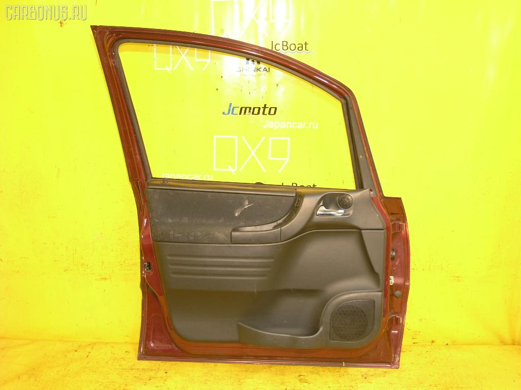 Дверь боковая SUBARU TRAVIQ XM220. Фото 5