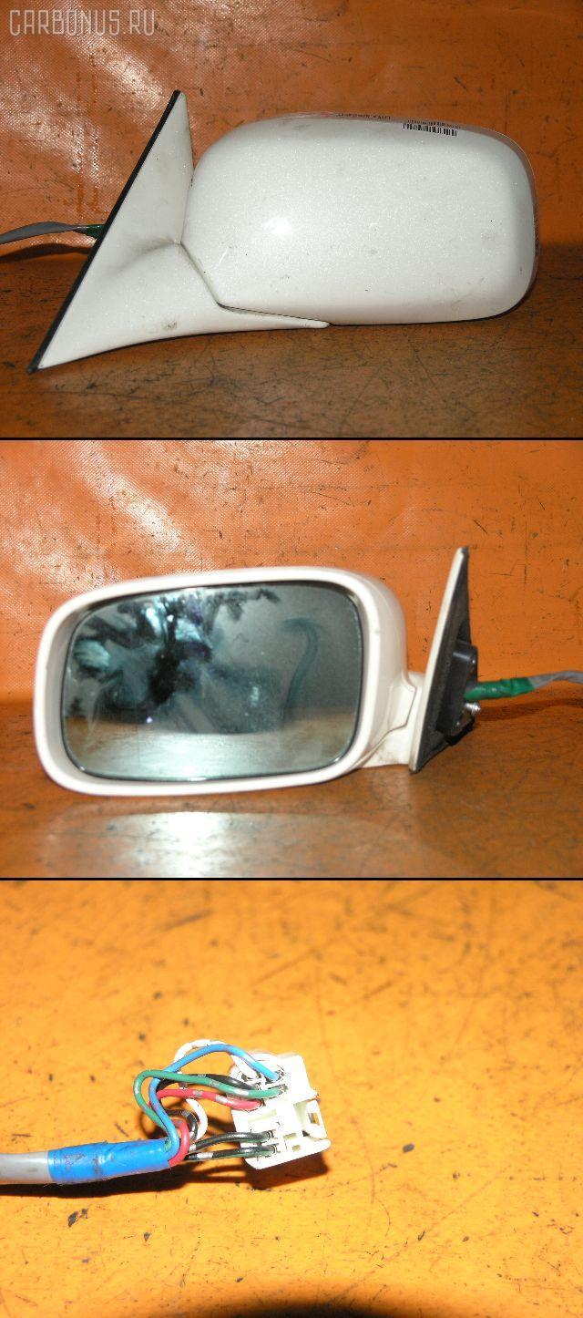 Зеркало двери боковой TOYOTA CROWN MAJESTA UZS171. Фото 6