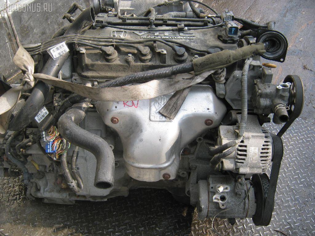 Двигатель HONDA AVANCIER TA1 F23A. Фото 1