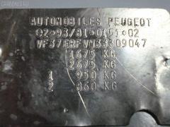 Дверь задняя Peugeot 306 break 7ERFV Фото 4