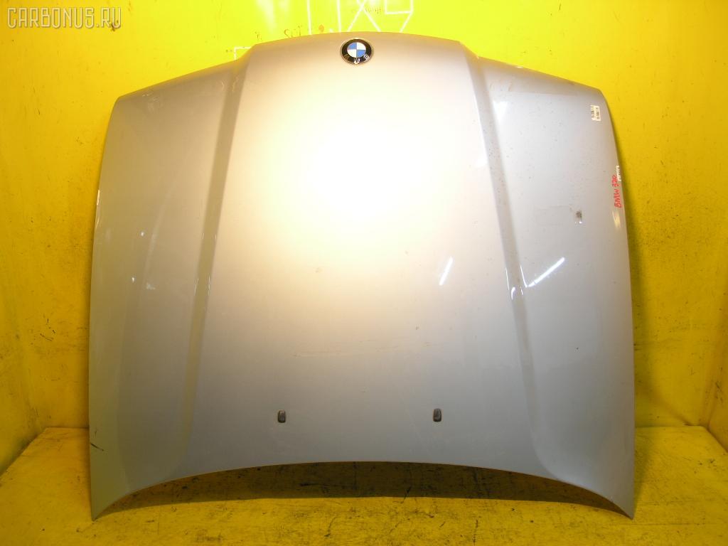 Капот BMW 3-SERIES E36-CB20. Фото 3
