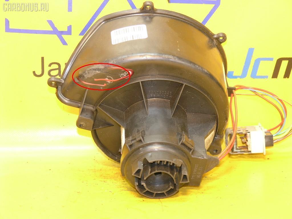 Мотор печки OPEL ASTRA G XK160 Фото 2.