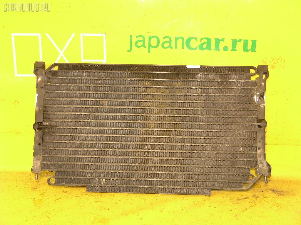 Радиатор кондиционера TOYOTA MARK II GX81 1G-FE. Фото 1