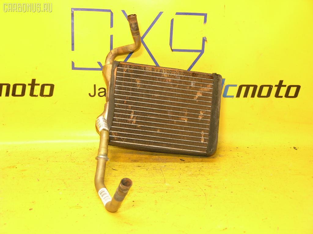 Радиатор печки TOYOTA MARK II GX81 1G-FE. Фото 1