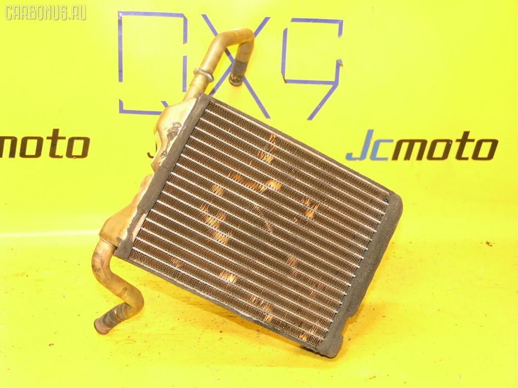 Радиатор печки TOYOTA MARK II GX81 1G-FE. Фото 2