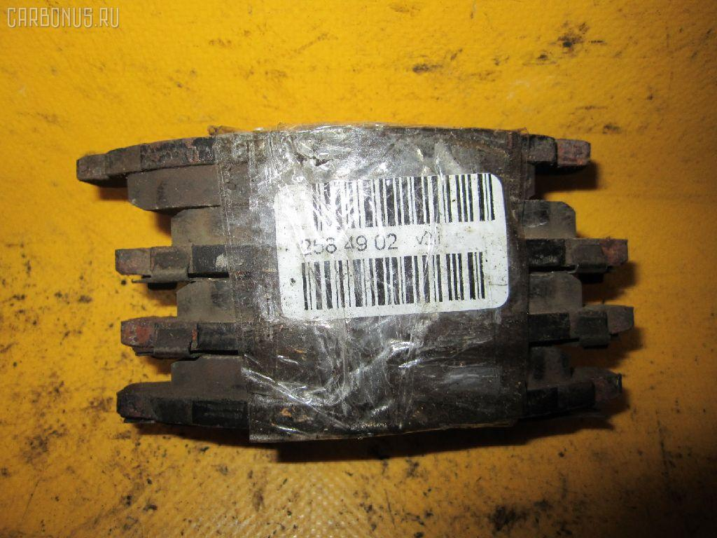 Тормозные колодки TOYOTA PROBOX NCP55V 1NZ-FE. Фото 2