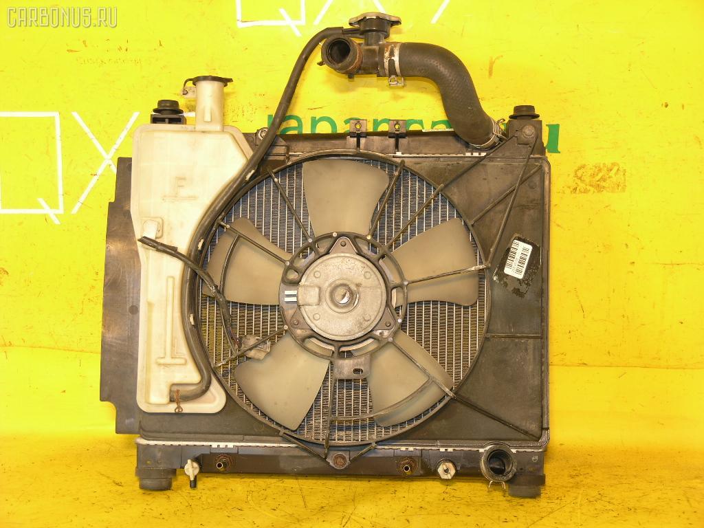 Радиатор ДВС TOYOTA PROBOX NCP55V 1NZ-FE. Фото 2