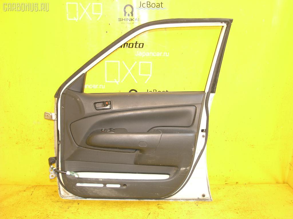 Дверь боковая TOYOTA PROBOX NCP51V. Фото 2