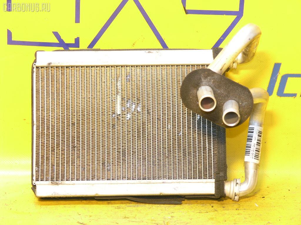 Радиатор печки TOYOTA VITZ SCP10 1SZ-FE. Фото 8