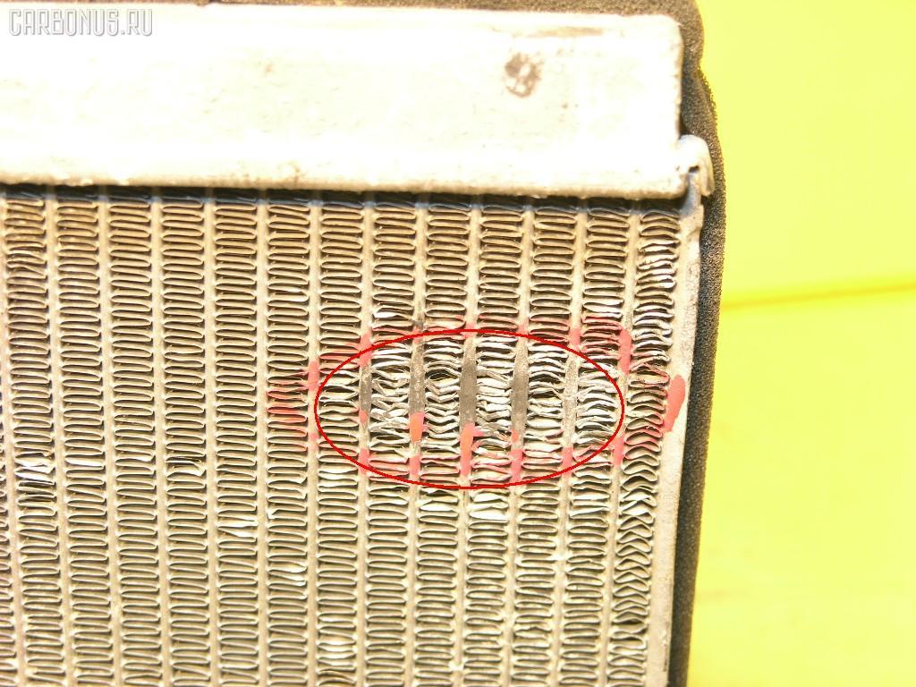 Радиатор печки TOYOTA VITZ SCP10 1SZ-FE. Фото 9