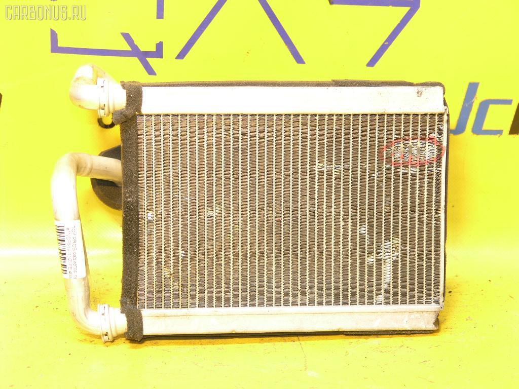Радиатор печки TOYOTA VITZ SCP10 1SZ-FE. Фото 10