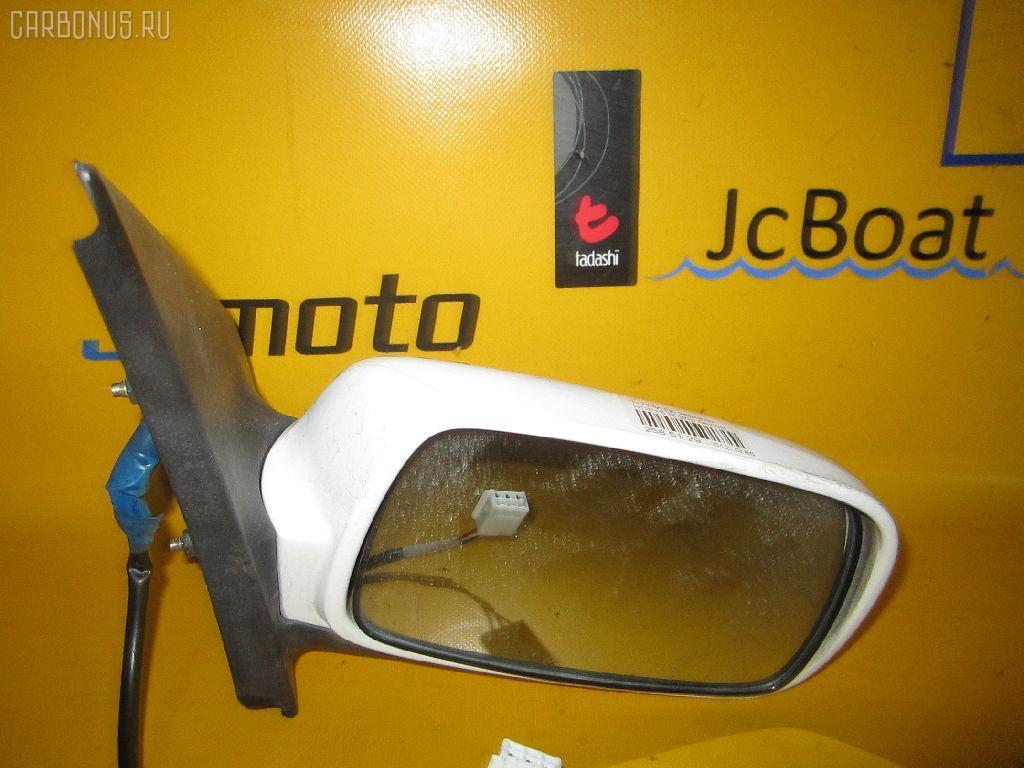 Зеркало двери боковой TOYOTA VITZ NCP15. Фото 8