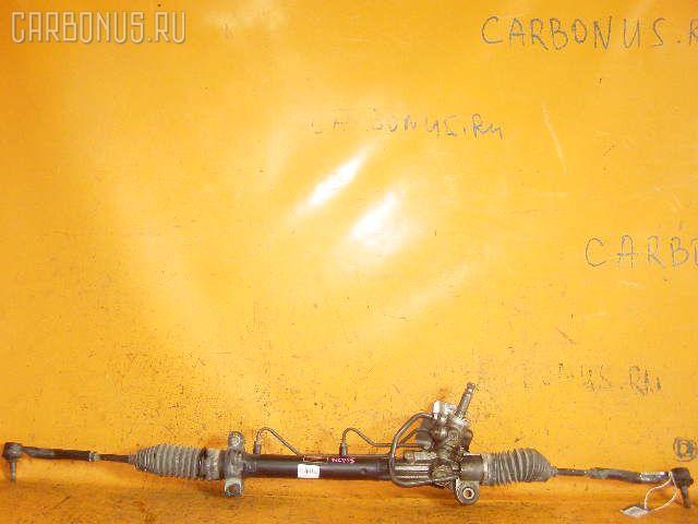 Рулевая рейка TOYOTA VITZ NCP15 2NZ-FE. Фото 2