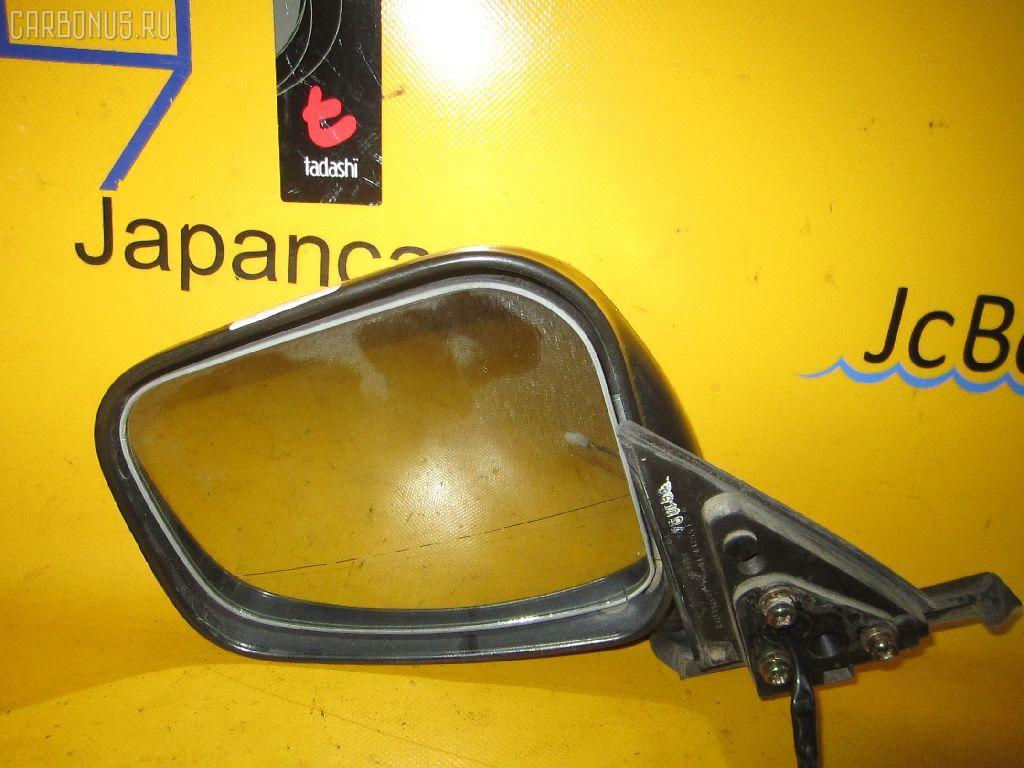 Зеркало двери боковой MITSUBISHI PAJERO JUNIOR H57A. Фото 2