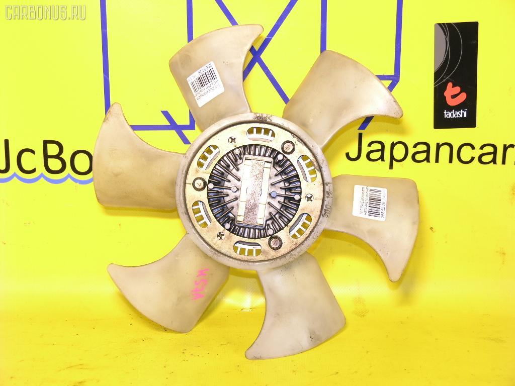 Вискомуфта MITSUBISHI PAJERO JUNIOR H57A 4A31. Фото 1