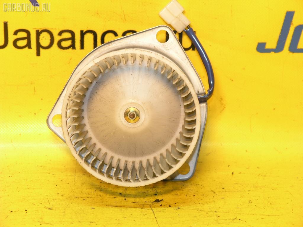 Мотор печки MITSUBISHI PAJERO JUNIOR H57A. Фото 3