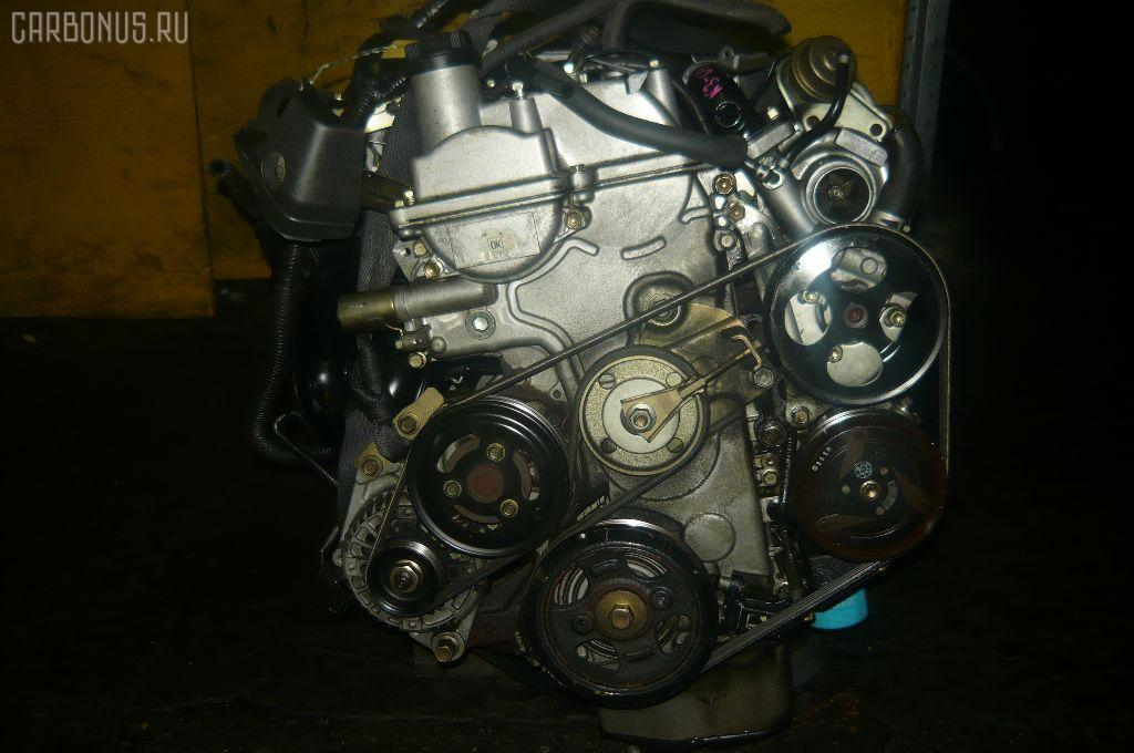 Двигатель DAIHATSU YRV M201G K3-VET. Фото 2